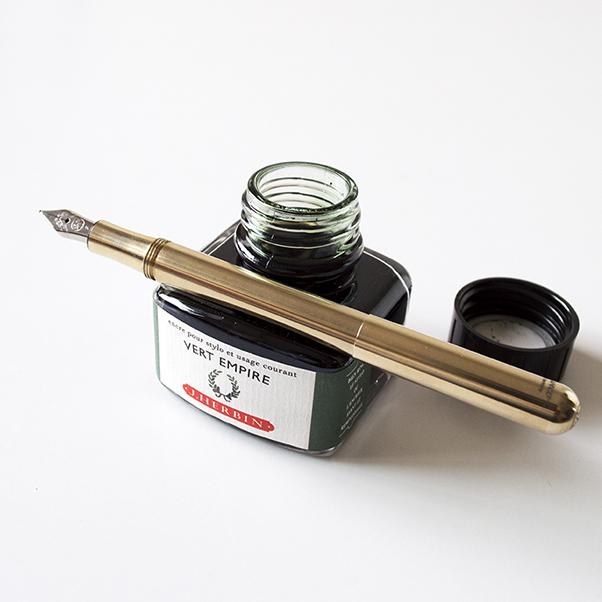 万年筆のインク選び