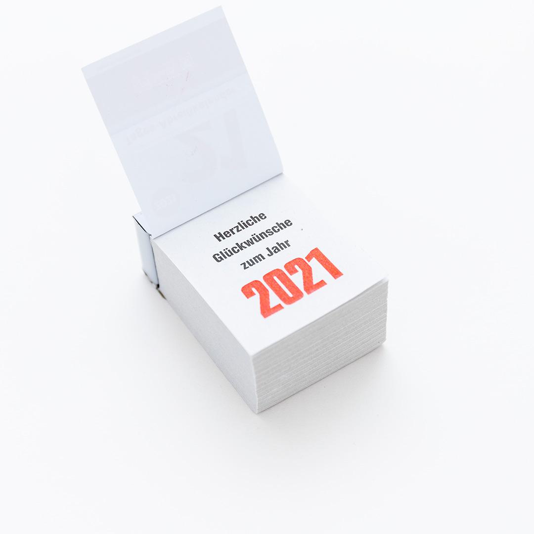 BRUNNEN CALENDAR 2021